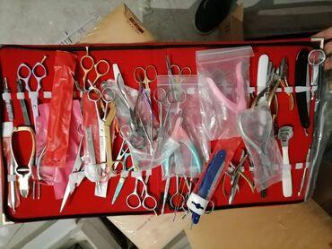Продается набор инструментов для парикмахера. Для реальных покупателей