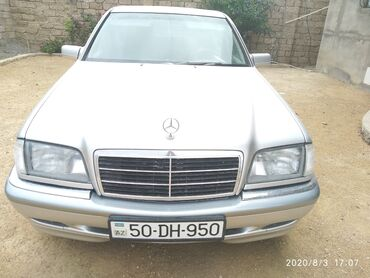 mersedes benz 1999cı il - Bakı: Mercedes-Benz C 180 1.8 l. 1994 | 400000 km