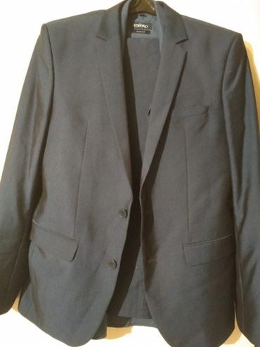 Продаю мужской классический костюм 48 в Бишкек