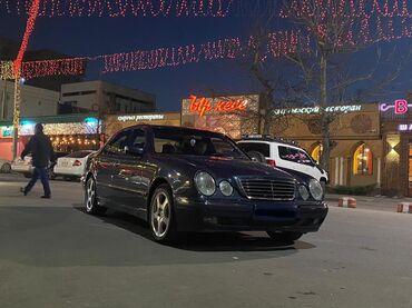 Mercedes-Benz E-Class 4.3 л. 2001 | 250 км