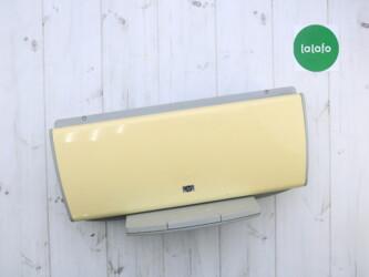 Электроника - Украина: Принтер HP Deskjet D4163    Бренд HP Колір білий з сірим  Є сліди вико