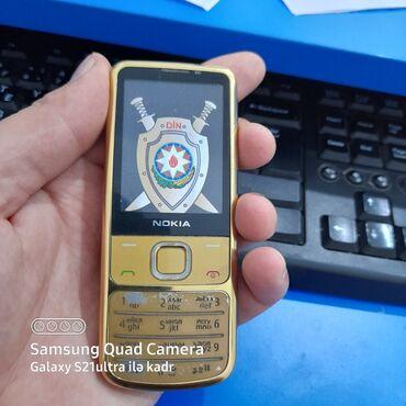 Nokia 6700 modeli ideal veziyyetde ideal telefondur hec bir problemi