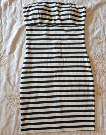Haljine | Zagubica: Top haljina, strukirana, veličine M, malo nošena, bez oštećenja, u