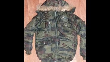 Зимняя куртка Аляска в Бишкек