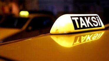 Digər xidmətlər - Azərbaycan: Taksi sürücüsü tələb olunur. Yas həddi 18 dən 35 qədər. Əmək haqqı 600