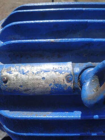 Электрический двигатель 1430в мин 3х фазный.родная обмотка