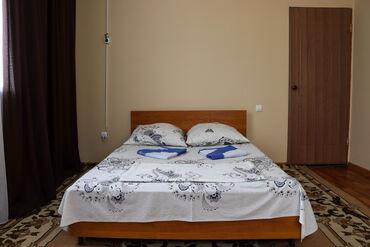 Гостиничный комплекс Чуй-Алматинка из 8 уютных номеров в виде