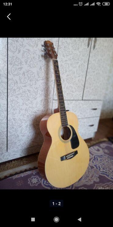Продается гитара  Цена 5 тыс оканчательно