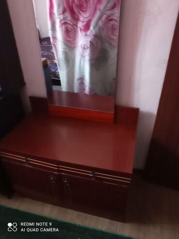 48 объявлений: Трюмо(шкафчик зеркало)500сом самовывозом