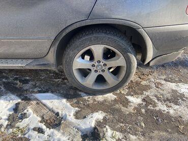 диски р19 в Кыргызстан: Диски р19 на бмв шинами зима лето или меняю на р20