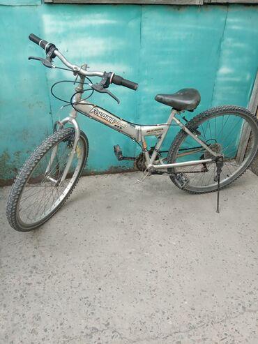 Спорт и хобби - Военно-Антоновка: Подростковый велосипед на ходу. Требуется замена троса на переключения