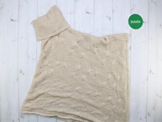 Жіночий светр-пончо Reserved    Довжина: 83 см Ширина: 85 см Матеріал