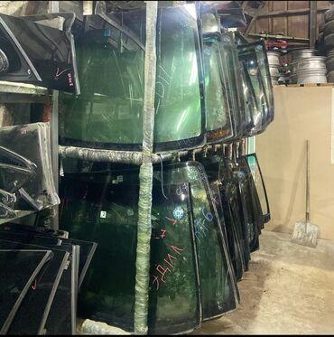 Передние, задние,лобовое стекло оригинал на правый руль  Tayota  Hond