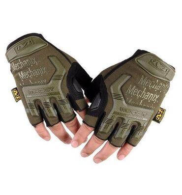 Перчатки универсал M-Pact Fingerless, тактические M-Pact Fingerless