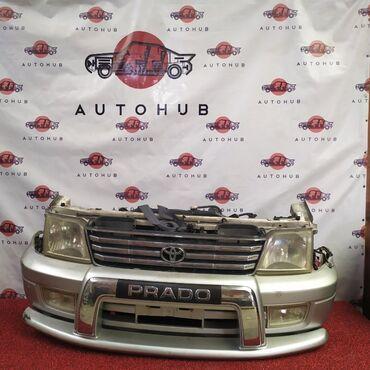 Ноускат фары на ТАЙОТА ПРАДО 95 Toyota Land Cruiser Prado J95