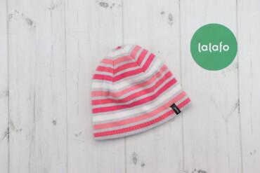 Детский мир - Киев: Дитяча шапка у смужку Lassie, р. 46-48 см   Довжина: 18 см Ширина: 18