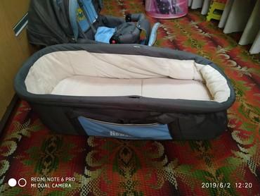 usaq kravati в Кыргызстан: Коляска в хорошем состоянии. Колеса только надо сделать высохли