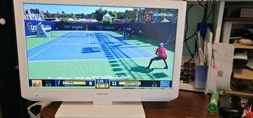 TOSHIBA 22 incha TV kao NOV.Malo koriscen. Ima sve ulaze, hdmi, za ps