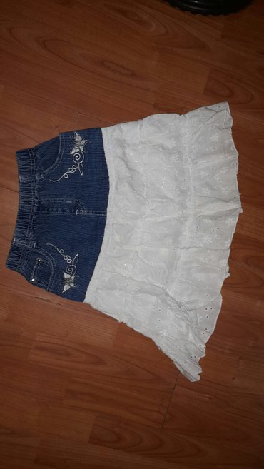 Suknjica za devojcicee marka i vel na slici novoo - Cuprija