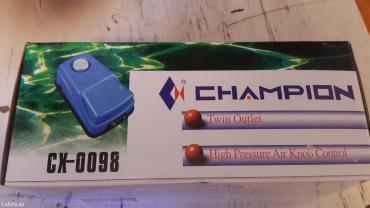 Chempion cx-0098 sessiz hava matoru sekil orjinaldi