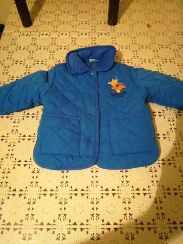 Decja jaknica, topla, postavljena. Jako malo koristena, skoro nova za - Pancevo