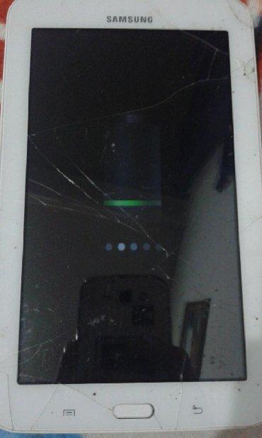 Samsung galaxy tab 3 t211 qiymeti - Lökbatan: Продам планшет за 40 манат. Сломан экран. Всего за 40 манат