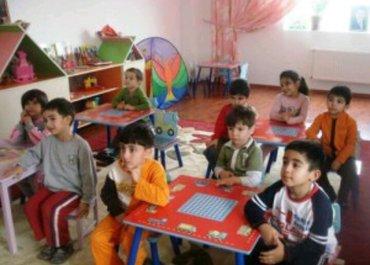 Bakı şəhərində Gənclik mettosu yaxınlığında özel uşaq bağçasına müəllimə