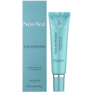Oriflame NovAge true perfection; refreshing eye illuminator, NOVO - Kraljevo