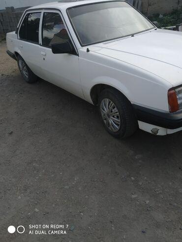 Транспорт - Кашат: Opel Ascona 1.6 л. 1984