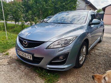 Mazda | Srbija: Mazda 6 2.2 l. 2010 | 295000 km