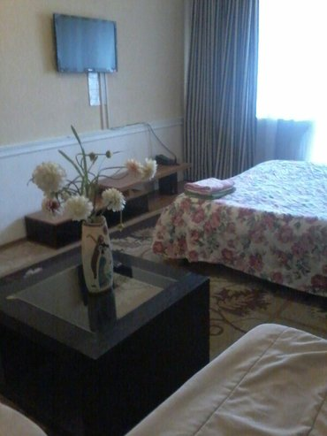 Одна комнатная сутки 2000 сом. два часа в Бишкек