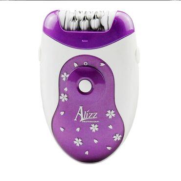 ЭПИЛЯТОР ALIZZ (АЛИЗ)Электрияеский прибор для удаления волос —