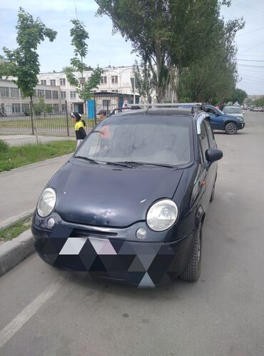 тянь ма телевизор пульт в Кыргызстан: Daewoo Matiz 0.8 л. 2007 | 74000 км