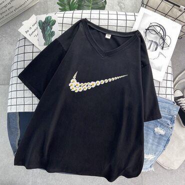 Личные вещи - Талас: В наличии футболка оверсайз,удобная и стильная
