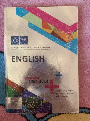 test-toplusu - Azərbaycan: English test toplusu