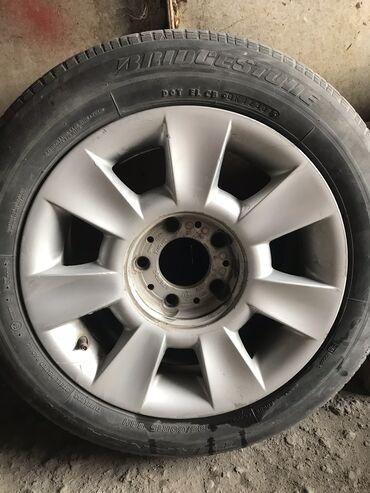 bmw m3 2 3 kat в Кыргызстан: Продаю комплект дисков(4 штуки) BMW 83 стиль Нет заглушекСостояние на