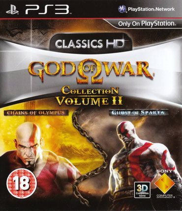 """God of War Collection V2"" игра для PS3 в Bakı"