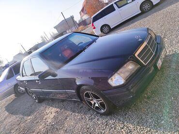 Mercedes-Benz C 180 1.8 л. 1995 | 123456 км