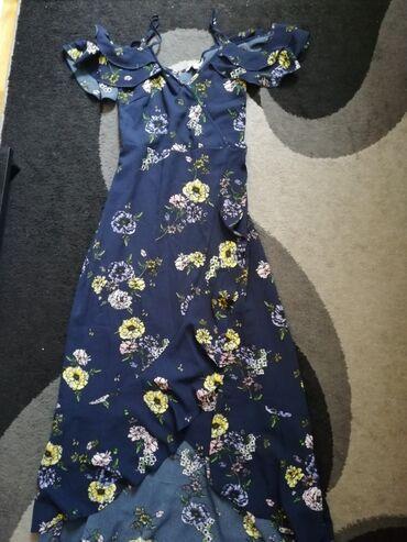 Nova duga cvetna haljina  Tom tailor  600