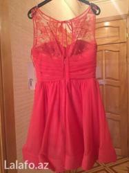 Zəngilan şəhərində Платье нарядное,на выпускной вечер или торжественное мероприятие,разме
