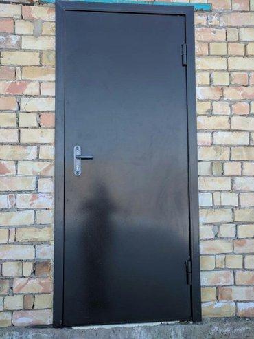 брронированые  двери на заказ в Бишкек