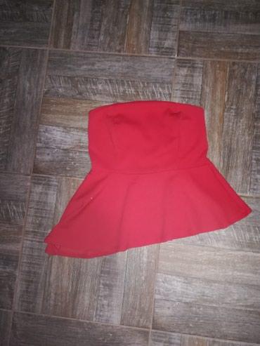 Top majica asimetricna - Leskovac