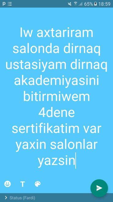 iw axtariram surucu - Azərbaycan: Iw axtariram salonda