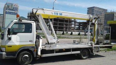 Продаю автовышку 19м 2005г. Возможны варианты обмена в Бишкек