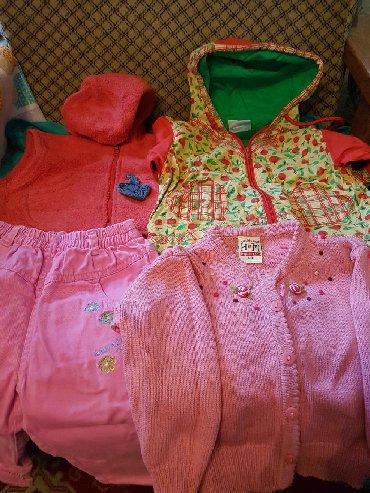 Bez pantalone broj - Srbija: Paket garderobe za devojcice,broj 80,bez ostecenja,iz Nemacke. prelep
