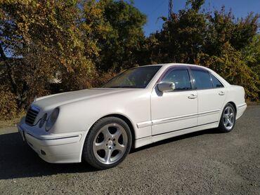 мерседес миллениум цена в бишкеке в Кыргызстан: Mercedes-Benz E-Class 3.2 л. 2001 | 270000 км