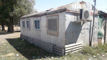Недвижимость - Сокулук: Продаеться без калесный жилой вагон 3х комнатный, 24 кв м. Находится