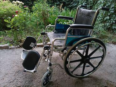Инвалидные коляски - Кыргызстан: Инвалидная коляска, новая, производство РФ, не успели