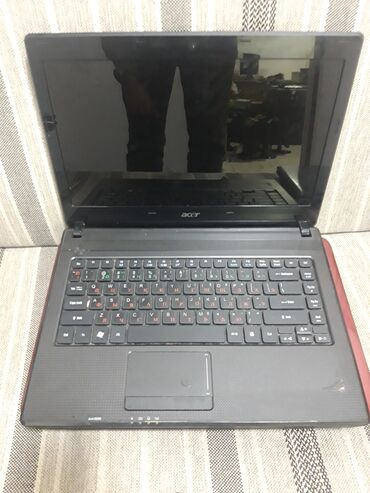 Компьютеры, ноутбуки и планшеты - Бишкек: Срочно Acer 2ядерныйПрөцессор: amd dual coreОпер.память: 3гбЖесткий