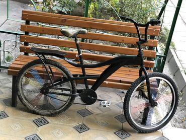 Срочно продаю велосипедМодель БМХРама металлРазмер колес:26Состояние